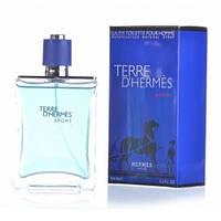 Парфюмированная вода для мужчин Hermes Terre D`Hermes Sport (Гермес Терре Де Гермес Спорт)