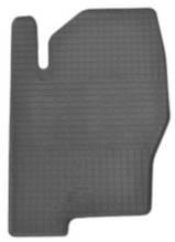 Резиновый водительский коврик в салон Nissan Navara (D40) 2005-2010 (STINGRAY)