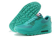 Кроссовки NІКE Air Max 90 hyperfuse turquoise 36-40 рр.