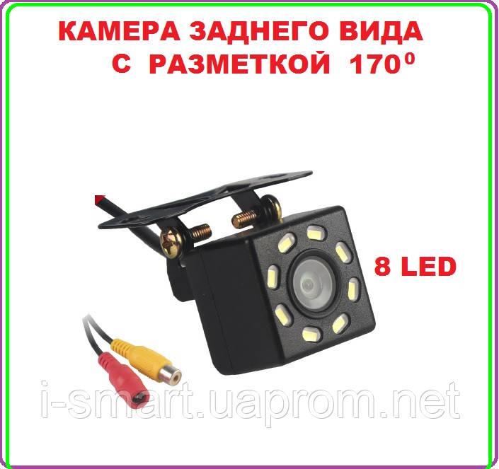 Камера заднего вида для авто CCD