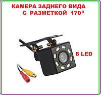 Камера заднего вида для авто CCD, фото 1