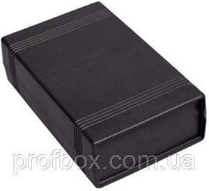 Корпус пластиковий Z50 ABS (43.25x92.5x147.6мм, матеріал ABS пластик, колір _x000D_ чорний)