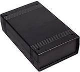 Корпус пластиковий Z50 ABS (43.25x92.5x147.6мм, матеріал ABS пластик, колір _x000D_ чорний), фото 2