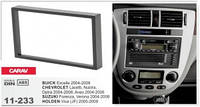 Переходная рамка Buick Excelle 2004-2008 / CHEVROLET Lacetti, Nubira, Optra 2004-2008; Aveo 2004-2006 / SUZUKI Forenza, Verona 2004-2008 / HOLDEN Viva