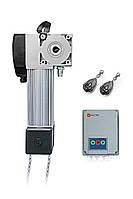 Автоматика для промышленных секционных ворот An-motors Asi 50 kit вальный привод