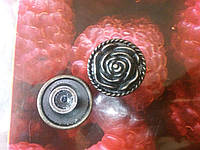 Ручка мебельная роза