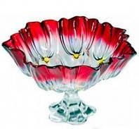 Салатник на ножке Walter-Glass Sylvia Blush 8232WG (30 см)