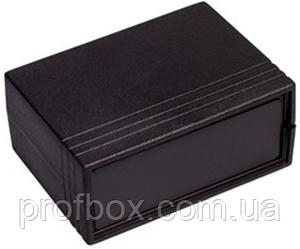 Корпус пластиковий Z6, чорний (39x91x66)