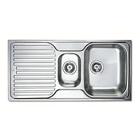 Кухонная мойка Teka PRINCESS 1 1/2 C 1E MTX (30000173) + odplyw (12850)