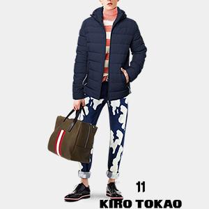 Демисезонные куртки Kiro Tokao
