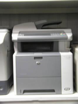МФУ HP laserjet m3027