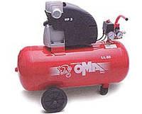 Компрессор поршневой с прямым приводом D 2.5/260/50 (OMA, Италия)