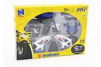 Конструктор Мотоцикл Suzuki GSX-R1000, фото 1