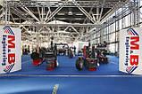 Шиномонтажный станок, автоматический двухскоростной TС 528 (МВ, Италия), фото 4