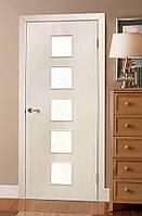 Двери межкомнатные Альта 5 СС+КР сосна карелия