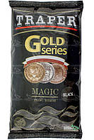 Прикормка Traper Gold Series Magic Black