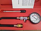 Компрессометр бензиновый со сменным наконечником HESHITOOLS HS-A1000 (Китай), фото 2