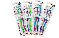 DONTODENT Junior - комплект подростковых зубных щеток
