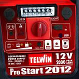 Пусковое устройство для авто PRO START 2012 Telwin (Италия), фото 3