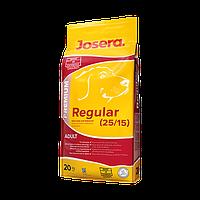 Josera Regular - корм Йозера для собак со средней физической активностью  20 кг