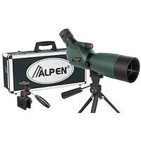 Подзорная труба Alpen 15-45x60/45 N KIT Waterproof