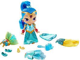 "Кукла Шайн "" Шиммер и Шайн"" с набором одежды/Fisher-Price Shimmer and Shine Magic Dress Shimmer"