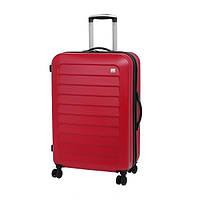 Чемодан Members Chevron (M) Red 924156
