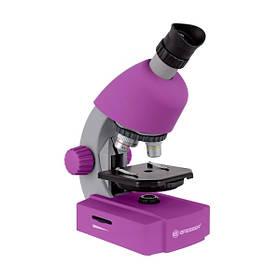 Микроскоп Bresser Junior 40x-640x Purple 923893