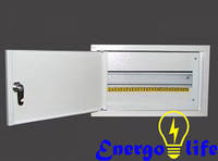 Шкаф монтажный ШМР-15Н на 15 модулей внешний, для монтажа электрооборудования