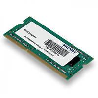 Модуль Patriot SoDIMM DDR3 4GB 1600 MHz (PSD34G160081S)