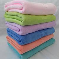 Качественное полотенце с микрофибры . Размер 1,0*0,5