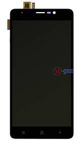 LCD модуль BLACKVIEW A8 MAX черный