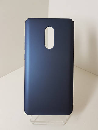 Чехол-накладка на Xiaomi Redmi Note 4X (Blue), фото 2