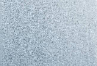 Простынь махровая на резинке хлопок 200х200 голубая, фото 2