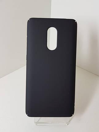 Чехол-накладка на Xiaomi Redmi Note 4X (Black), фото 2