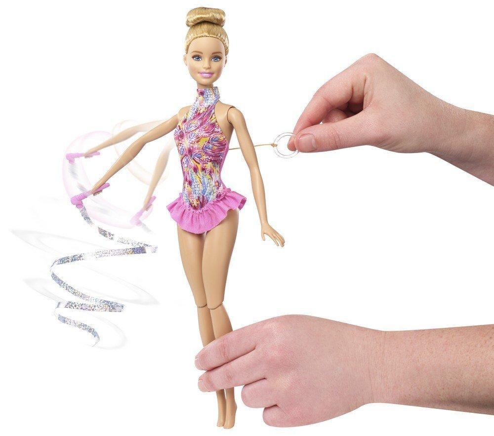 Кукла Барби Гимнастка, блондинка