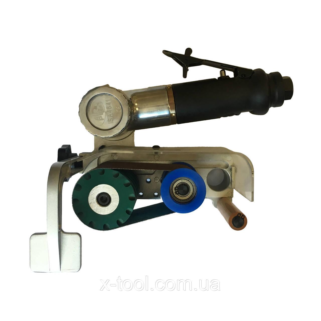 Шлифмашина ленточная роликовая пневматическая Air Pro SA4641 (Тайвань)