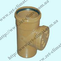 Ревизия для наружной канализации 250 мм ПВХ