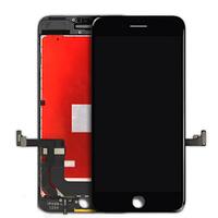 Дисплей iPhone 7 Plus (5.5) айфон с тачскрином в сборе, цвет черный, копия высокого качества