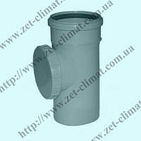 Ревизия внутренней канализации 110 мм ППР