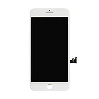 Дисплей iPhone 7 Plus (5.5) айфон с тачскрином в сборе, цвет белый, копия высокого качества
