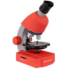 Микроскоп Bresser Junior 40x-640x Red 923031