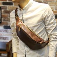 Мужская кожаная сумка. Модель 61371, фото 2