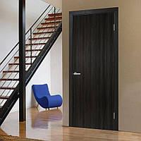 Двери межкомнатные Глухая (гладкая) венге