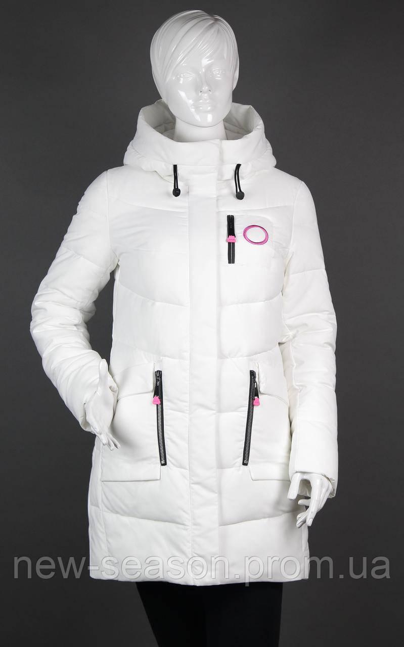Куртка MEAJIATEER M17-63 белая