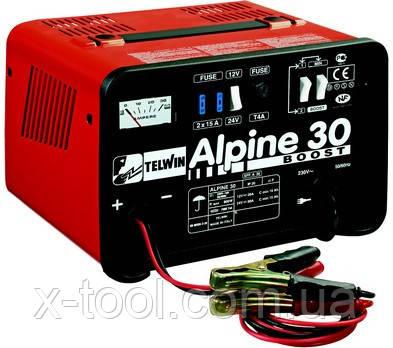 Зарядное устройство Alpine 30 Boost Telwin 807547 (Италия)