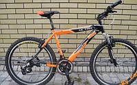 Подростковый горный велосипед Azimut Ultra 24 A + (аллюминьев. рама)