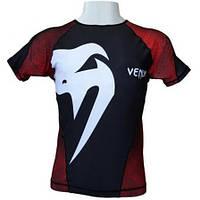 Футболка Venum MMA Giant - Amazonia Red, фото 1
