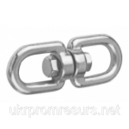 Вертлюг кольцо-кольцо  13