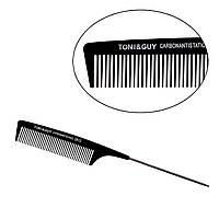 Гребень для волос T&G carbon 0912